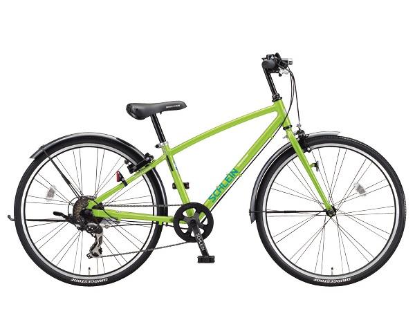自転車の ブリジストン 自転車 24インチ アルミ : ブリヂストン シュライン SHL474 ...