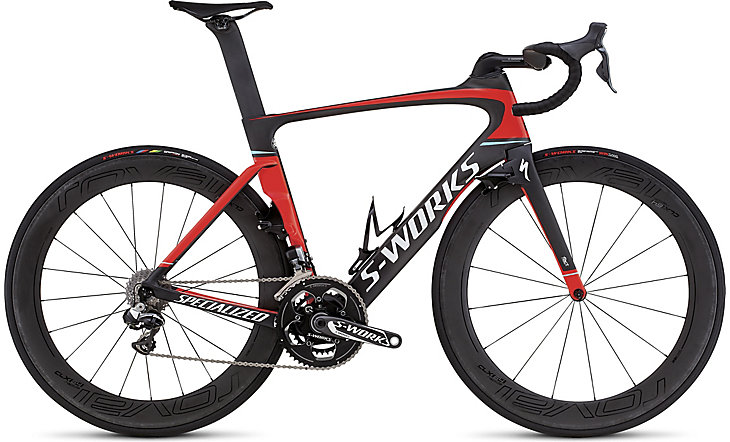 SPECIALIZED S-WORKS VENGE ViAS Di2