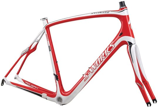SPECIALIZED S-WORKS ROUBAIX SL3 FRAMESET