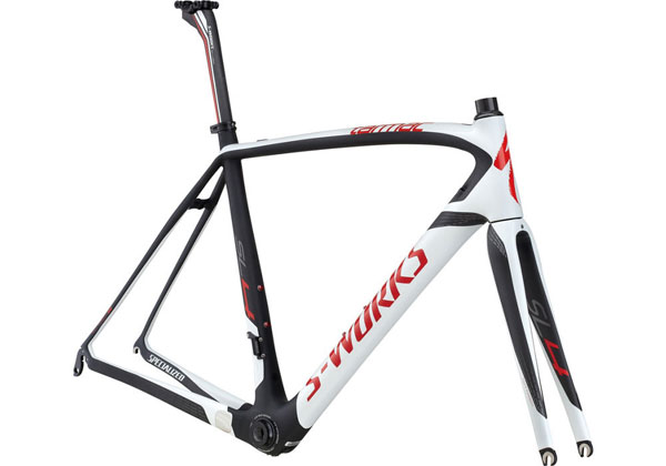 SPECIALIZED S-WORKS TARMAC SL4 FRAMESET