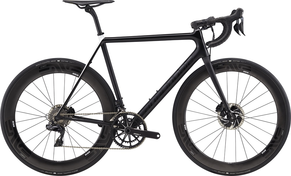 Cannondale SUPERSIX EVO HI-MOD DISC Di2 BLACK INC.