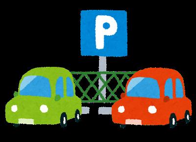 《お知らせ》駐車場の場所